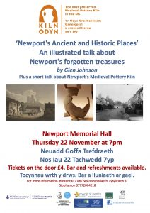 Newport's Ancient and Historic Places @ The Main Hall | Wales | United Kingdom